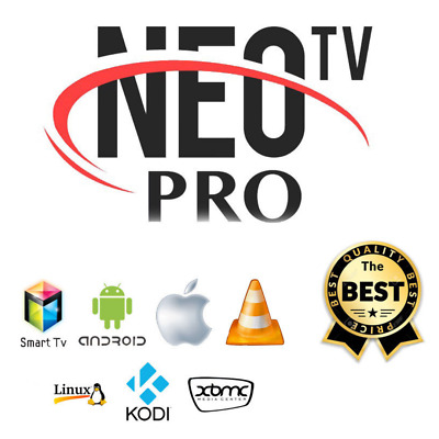 neo pro2 12mois abonnement 7000chaine m3u full hd mag vlc android box vod..