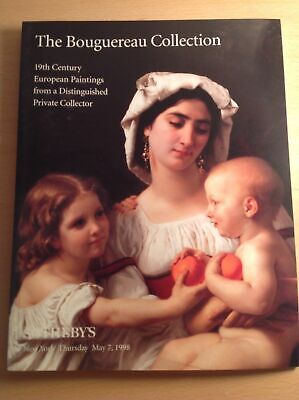 203 Sotheby's The Bouguereau Collection New York 7 May 1998 auction catalogue