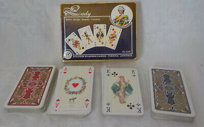 ++ Piatnik Playing Cards  Lady N° 2119 - Whist - Bridge - Rummy - Canasta  ++Hhj