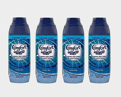Comfort Intense Perfume Pearls Fresh Sky 375g Household Supplies & Cleaning