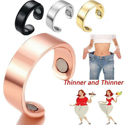 Acupressure Anti Snore Ring Snore Stopper Magnetic Therapy Stop Insomnia Sleep