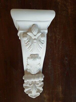 Sconce Candle Holder Ornate Decor Plaster Wall Plaque Latex Mould Mold New