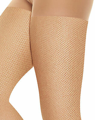 aafdf7a9723 HANES TUMMY CONTROL Girl Short Hosiery Perfect Nudes Run Resistant ...
