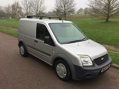 FORD TRANSIT CONNECT 1.8TDCi T200 SWB 2010 LOW MILES 1 OWNER NO VAT AIR CON FSH