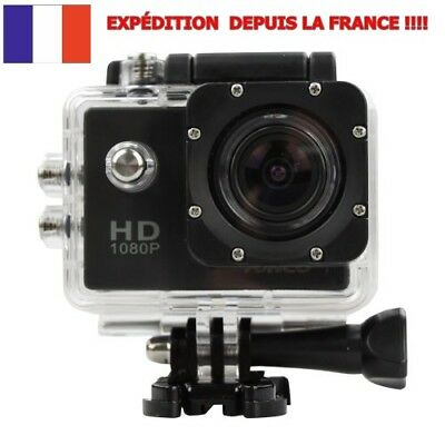 Action Camera sport Full HD GoPro style plus Set de accessoire inclus 1080P