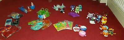 Macdonad's Happy Meal Toys