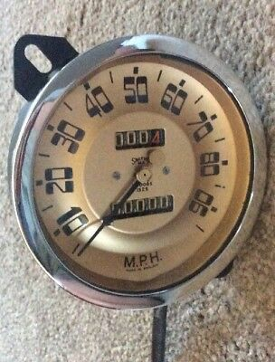 Austin A70 / A90 Speedometer Fully Reconditioned