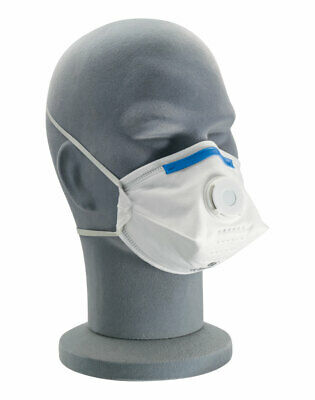 Universal™ UniProtect™ Valved P3 Respirator Face Mask (Ref: UN42470)