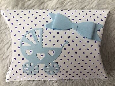 10 X Baby Shower Favour / Gift Boxes