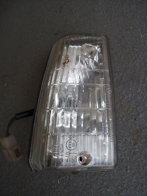Toyota Corolla Estate 6//1997-2//2000 Front Clear Indicator Light Drivers Side O//S