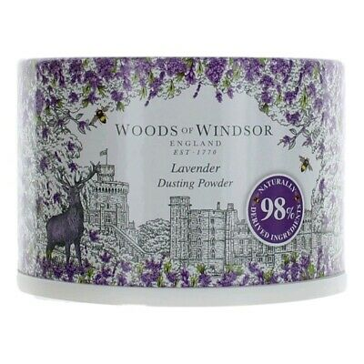 Woods of Windsor Lavender by Woods of Windsor 3.5 Dusting Powder with Puff women
