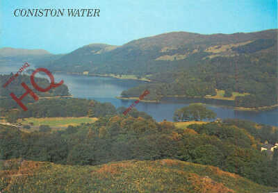Picture Postcard:-Coniston Water From Beacon Crag [Salmon]