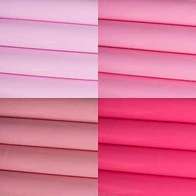 Plain Patent Leatherette Fabric - Shiny Faux Leather for Crafts & Bows