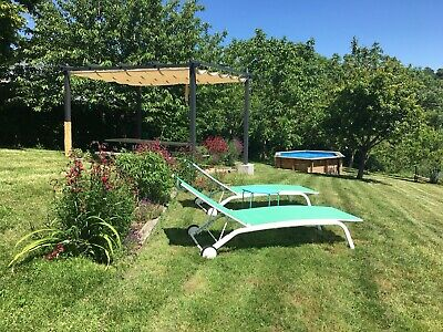 Gite France SW Two Bedroom Holiday Cottage w Private Pool L'isle Jourdain 86150