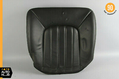 01-02 Mercedes W215 CL55 AMG Front Right Lower Bottom Seat Cushion OEM