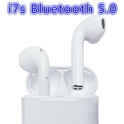 Wireless Bluetooth Stereo Headset Kopfhörer Ohrhörer für iPhone 7 8 Samsung S9