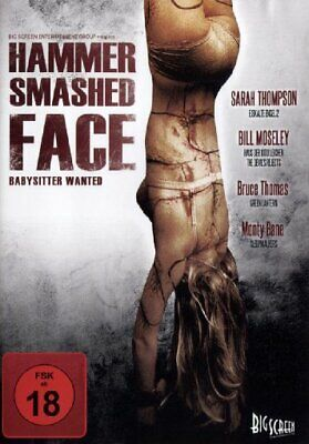 Hammer Smashed Face - Babysitter Wanted [DVD] [2009]