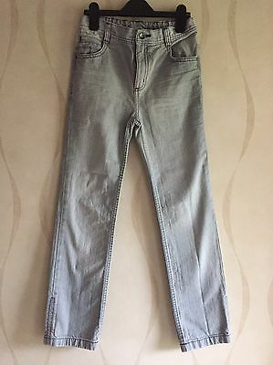 Tu Boys Grey Slim Fit Jeans Age 9