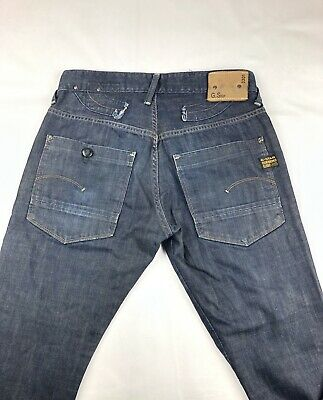 G STAR RAW DENIM 31 x 28 Mens Jeans South East District