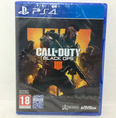 Call of Duty: Black Ops 4 - PS 4 Game Standard Edition UT48-S7
