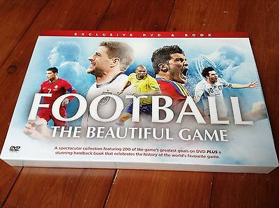Football The Beautiful Game DVD and book