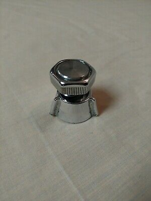 Vintage FoMoCo Ford Radio Control Knobs D1AA-18A932-AA On/Off/Volume/Tuning