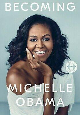 Becoming by Michelle Obama, Hardcover Book, Brand New, Autobiography
