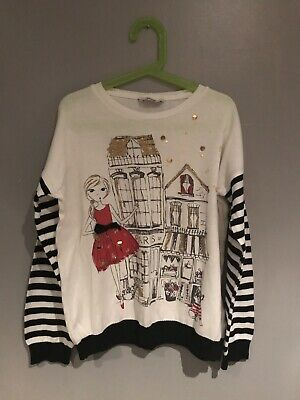 Girls Jumper Age 10-11 Years