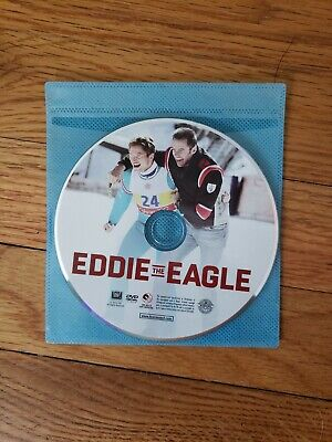 Eddie The Eagle DVD 2016