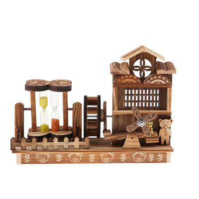 Wood Music Box, Wooden Musical Boxes Craft Best Gifts for Birthday Christmas