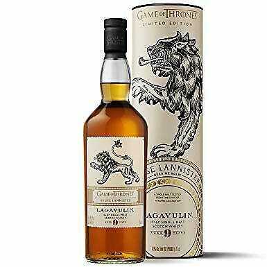 Game of Thrones Lagavulin Whiskey (Whisky)