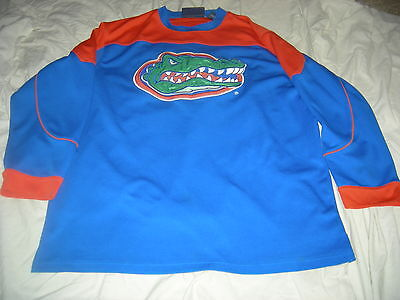 quality design 79276 cf2b8 FLORIDA GATORS MEGA-GATOR #53 Large HOCKEY Jersey with FREE HOODIE,GREAT  VALUE
