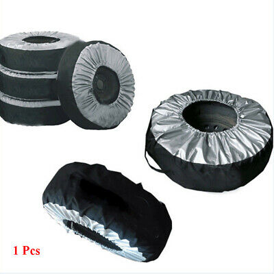 Case Wheel Bag Oxford Cloth Cover Vehicle Storage Car Spare Tire Cover