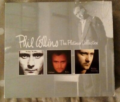 Phil Collins - Platinum Collection (Face Value/No Jacket Required/...But Seriou…