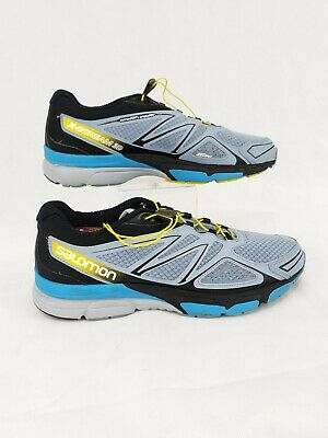 Shoes Running 5 9 3d Trail Grayamp; Salomon 12 X Black Scream Size Men's 9 DHY9W2EI