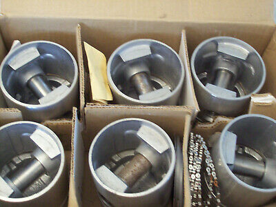 Sealed Power 32NP.030 pistons x6, Dodge, Desoto, Plymouth, Chrysler, Mopar