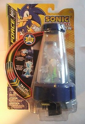 Sonic the Hedgehog Grab N Glow Jazwares Flash light Action Figure Toy Rare New