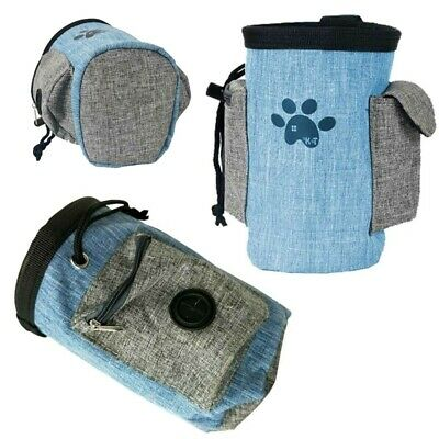 Pet Dog Cat Outdoor Training Waist Pouch Puppy Bait Treat Snack Food Bag Holder