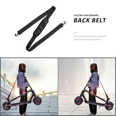 1pcs Hand Carry Strap Shoulder Band Belt for Xiaomi Mijia M365 Electric Scooter