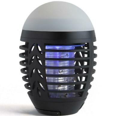 LED Waterproof Mosquito killer Lamp Moustique Trap Bulb Fly Insect Bug Zapper 5V