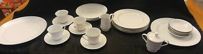23 Piece Set China from Japan Concerto Southampton Brocade Lovelace Fascination