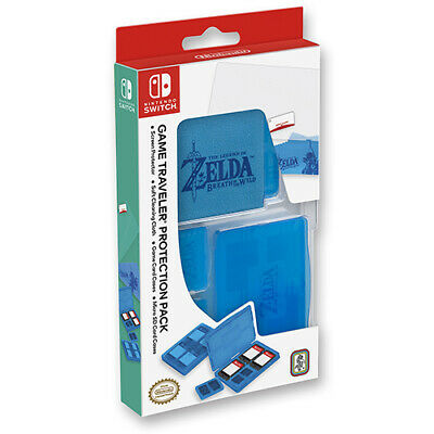 Nintendo Switch The Legend of Zelda: Breath of the Wild Game Traveler Protection