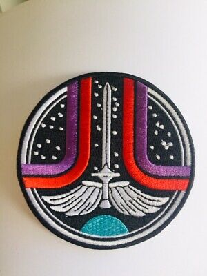 The Last Starfighter 80's Sci-Fi movie classic.Iron On Patch - Badge 3.5 inch