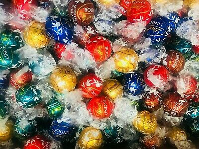 1 Kilo Mixed Lindt Balls - By The Kilo!  5 Flavours