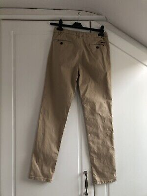 River Island Chino Trousers Boys Age 12