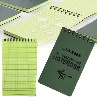 """Rite in the Rain 3x5"""" Waterproof Pocket Notepad Notebook All Weather Stone Paper"""