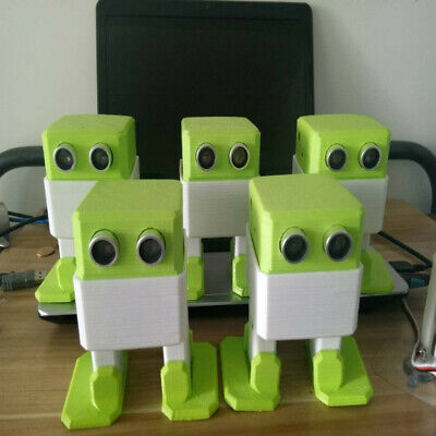 OTTO Arduino Nano ROBOT Maker Obstacle Avoidance DIY Humanity Playmate 3D