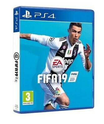 FIFA 19 PS4 - PLAYSTATION 4 - ITALIANO - STANDARD EDITION - game gioco ps4