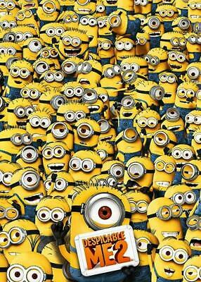 Minions Despicable Me Many Minions 188 Poster 61 x 91.5cm Poster