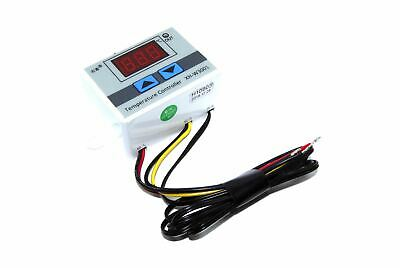 XH-3001 12V Temperature Controller Waterproof NTC 10K Brewing Flux Workshop